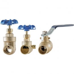 Valves & Connectors