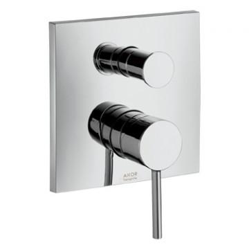 Axor - Starck X - Taps - Bath/Shower Mixers - Chrome
