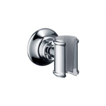 Axor - Montreux - Showers - Shower Holders - Brushed Nickel