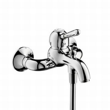 Axor - Carlton - Taps - Bath/Shower Mixers - Chrome/Gold-Optic