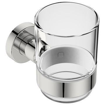 Bathroom Butler - 4600 Series - Bathroom Accessories - Tumbler/Toothbrush Holders - Polished Stainless Steel