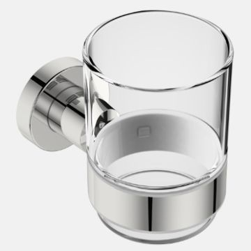 Bathroom Butler - 4600 Series - Bathroom Accessories - Tumbler Holder Sets - Polished Rose Gold