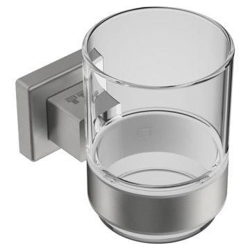 Bathroom Butler - 8500 Series - Bathroom Accessories - Tumbler/Toothbrush Holders - Matt Black