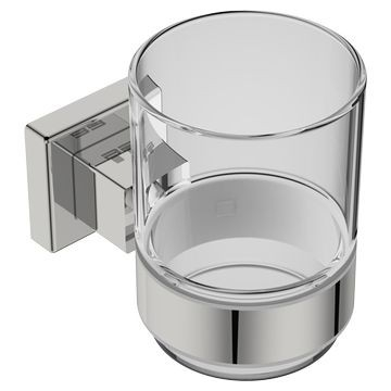 Bathroom Butler - 8500 Series - Bathroom Accessories - Tumbler/Toothbrush Holders - Polished Stainless Steel