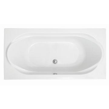 Libra (Sanitaryware) - Passion - Baths - Built-In - White