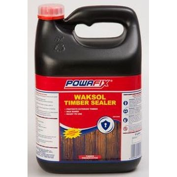 Powafix - Protective Paints & Coatings - Woodcare -