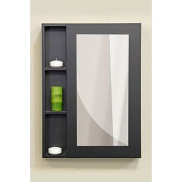 Styleline - Montigo - Bathroom Furniture - Mirror Cabinets - Mahogany