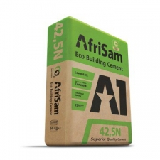 Afrisam Eco Cement, 42,5N, Green, 50kg