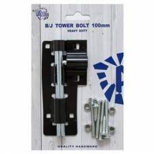 Araf Industries - Ironmongery - Barrel Bolts - TBC