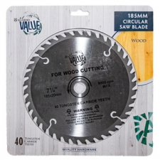 Araf Industries - Power Tools & Accessories - Circular Saw Discs - Steel