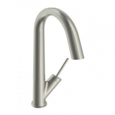Axor - Starck - Taps - Sink Mixers - Stainless Steel Optic