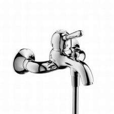 Axor - Carlton - Taps - Bath/Shower Mixers - Chrome/Gold-Optic