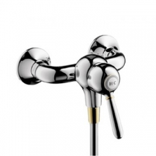 Axor - Carlton - Taps - Shower Mixers - Chrome/Gold-Optic