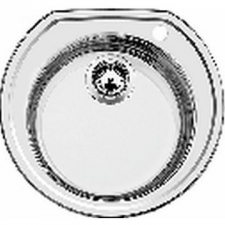 Blanco - Rondoval - Sinks - Prep Bowls - Stainless Steel Satin Polish