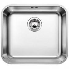 Blanco - Supra 450-U - Sinks - Underslung - Polished Stainless Steel