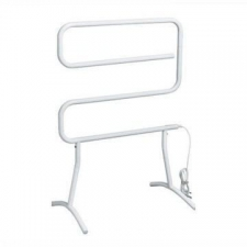Bathroom Butler - Soho Alpha - Bathroom Accessories - Heated Towel Rails - White