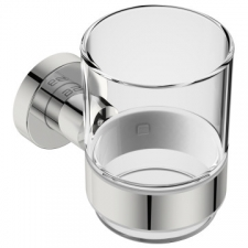 Bathroom Butler - 8200 Series - Bathroom Accessories - Tumbler/Toothbrush Holders - Polished Stainless Steel