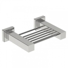 Bathroom Butler - 8500 Series - Bathroom Accessories - Soap Racks - Polished Stainless Steel