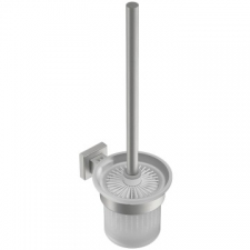 Bathroom Butler - 8500 Series - Bathroom Accessories - Toilet Brush Sets - Brushed Stainless Steel