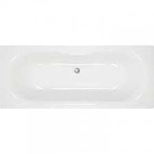 Libra (Sanitaryware) - Sicily Bold - Baths - Built-In - White