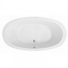 Libra (Sanitaryware) - Eclipse - Baths - Built-In - White