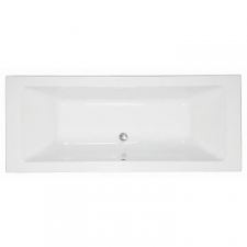 Libra (Sanitaryware) - Cubo - Baths - Built-In - White