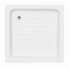 Libra (Sanitaryware) - Cola 80 - Showers - Shower Trays - White