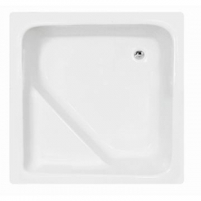 Libra (Sanitaryware) - Sitra - Showers - Shower Trays - White