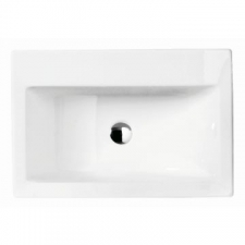 Libra (Sanitaryware) - Rave 600 - Basins - Vanity - White