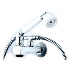 Cobra (Taps & Mixers) - Alpine - Showers - Hand Showers - White