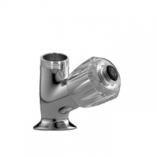 Cobra (Taps & Mixers) - Stella Bright - Taps - Prep Bowl Taps - Chrome