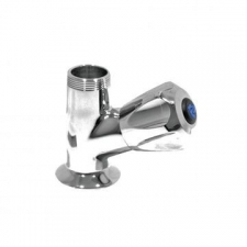 Cobra (Taps & Mixers) - Stella - Taps - Prep Bowl Taps - Chrome