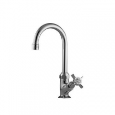 Cobra (Taps & Mixers) - Capstan - Taps - Prep Bowl Taps - Chrome
