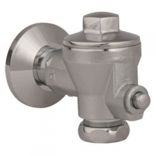Cobra (Sanitaryware) - Junior Flushmaster Flushvalves - Valves & Connectors - Flush Valves - Brushed Chrome