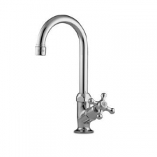 Cobra (Taps & Mixers) - Tudor - Taps - Prep Bowl Taps - Chrome