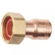 Comap - Sudo End Feed - Piping & Plumbing Fittings - Capillary Fittings - Brass/Copper