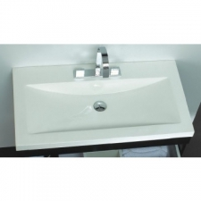 AVA Bathroom Furniture - Aquila - Basins - Vanity - White