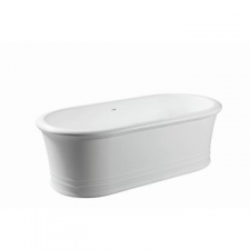 Dado Creations - Classic - Baths - Freestanding - Pearl White
