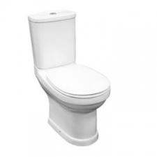 Didi - Capri - Toilets - Close-Coupled - White