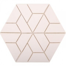 Douglas Jones - Orbital - Tiles - Mosaics - Cosmo Plain White