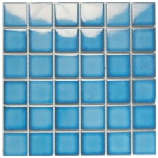 Douglas Jones - Pool Mosaics - Tiles - Mosaics - Pemba Beach Blue