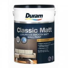 Duram - Paint - Interior & Exterior - White