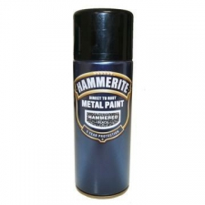 Dulux - Hammerite - Paint - Metal Care - Black