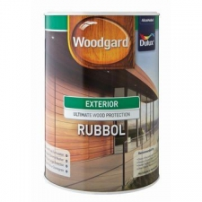Dulux - Woodguard Rubbol - Paint - Woodcare - Mid Brown