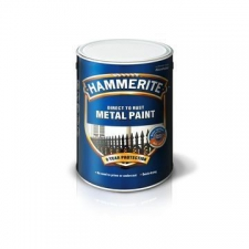 Dulux - Hammerite Hammered - Paint - Metal Care - Silver Grey