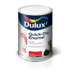 Dulux - QD Enamel - Paint - Metal Care - Post Office Red