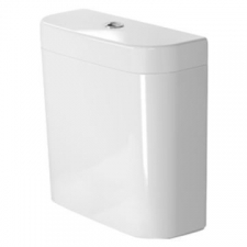 Duravit - Happy D.2 - Cisterns - Close-Coupled - White
