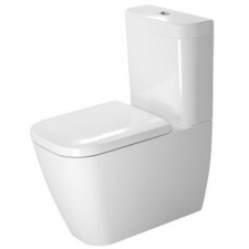 Duravit - Happy D.2 - Toilets - Close-Coupled - White