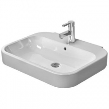 Duravit - Happy D.2 - Basins - Wall-Hung - White