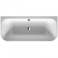 Duravit - Happy D.2 - Baths - Built-In - White